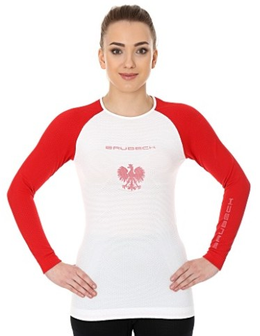 133cdfd081a247 BRUBECK 3D Husar Pro LS Top for Women - Thermoactive shirts - Sklep z  odzieżą Termoaktywnie.pl