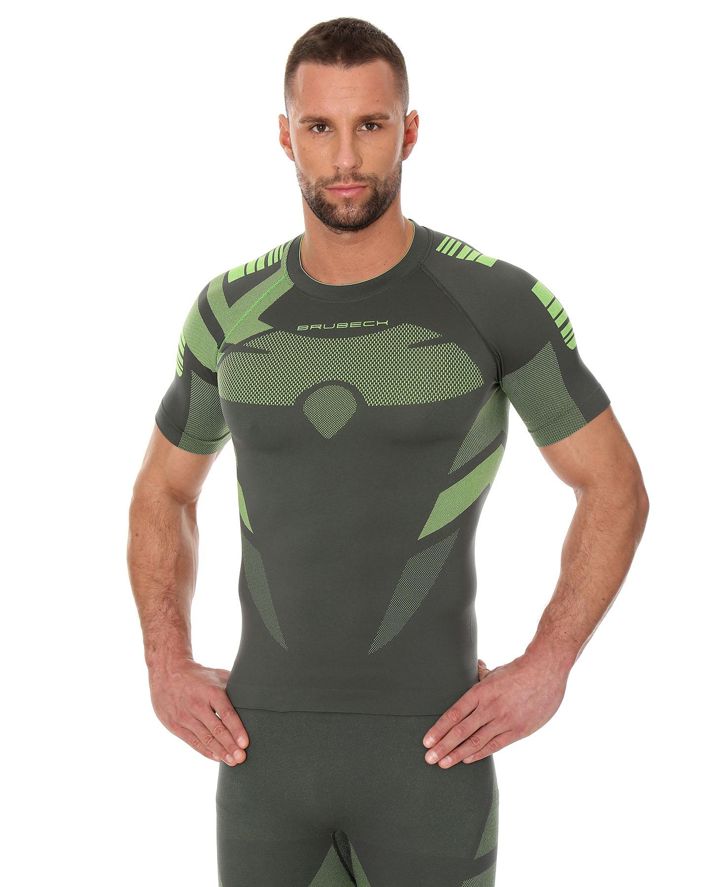 a630051f00b109 BRUBECK Dry SS Men's shirt - Thermoactive shirts - Sklep z odzieżą  Termoaktywnie.pl
