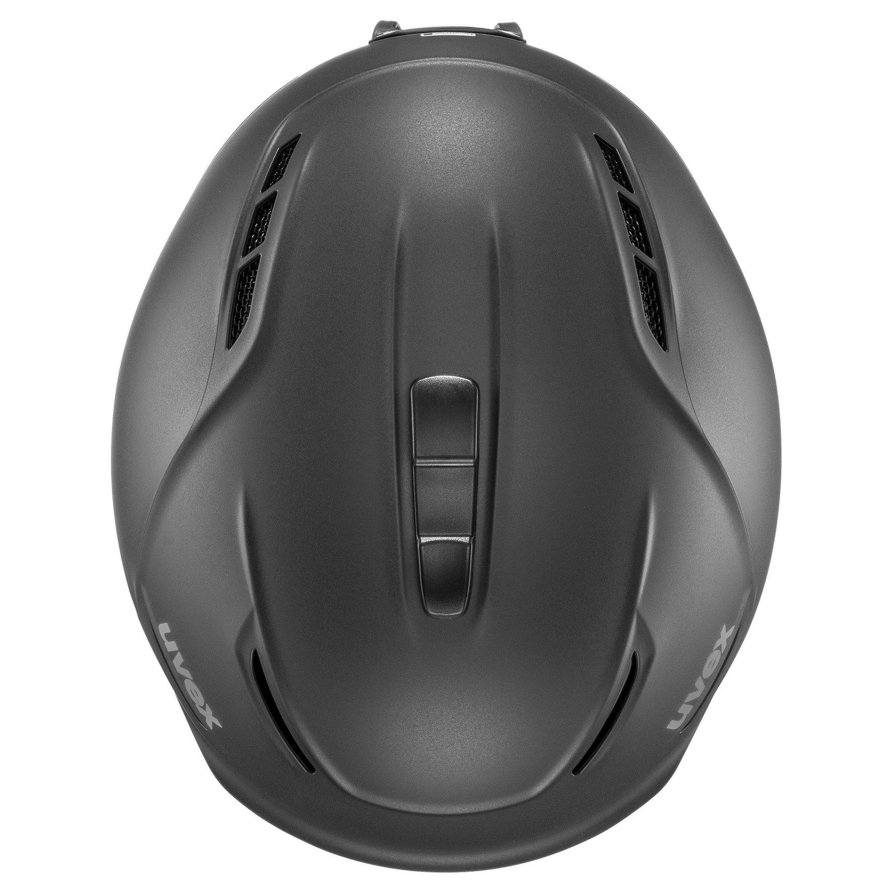 Kask Uvex p1us 2.0 Black | cena, raty sklep Komputronik.pl