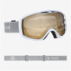 Gogle narciarskie Salomon XView Black Super White S2 2020